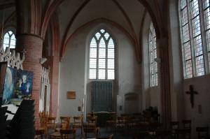 Gildestucadoors kerk